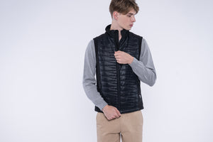 5V Heated Men's Radiant Vest (Black)