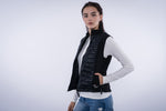 5V Heated Women's Radiant Vest (Black)