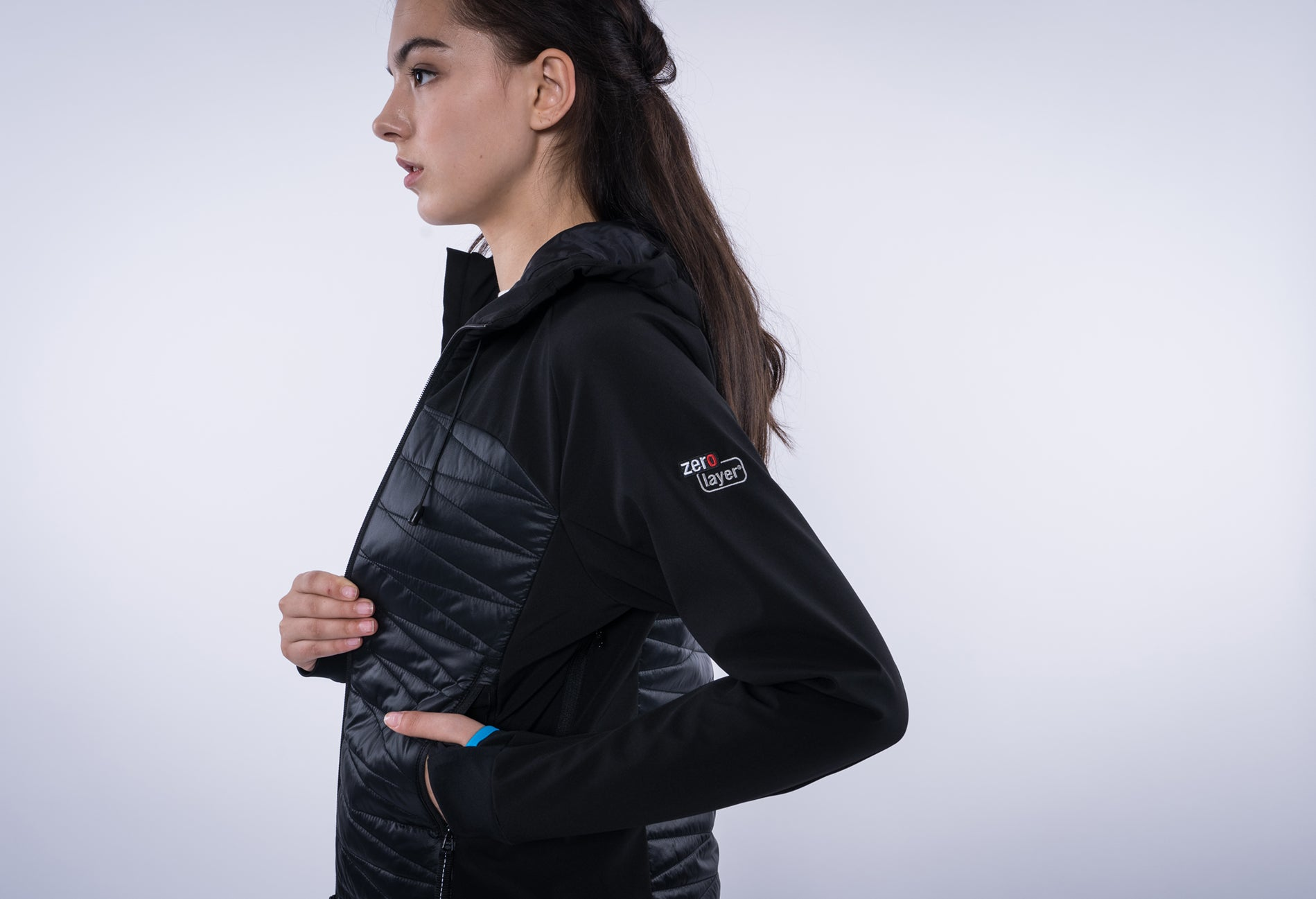 5V Heated Women's Radiant Jacket (Black)