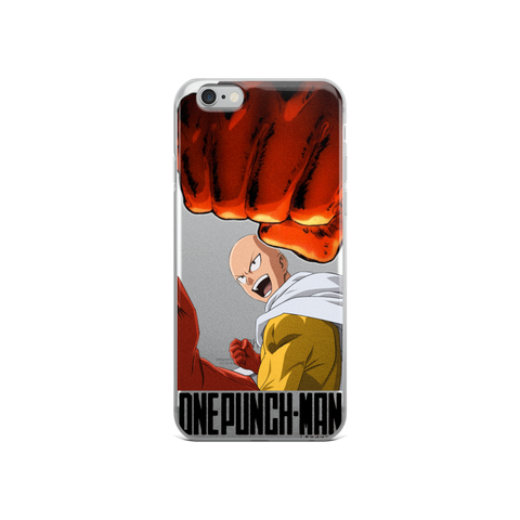 coque iphone 6 one punch man