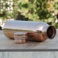Load image into Gallery viewer, Copper Water Bottle
