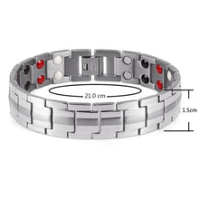 Load image into Gallery viewer, Magnetic Therapy Bracelet