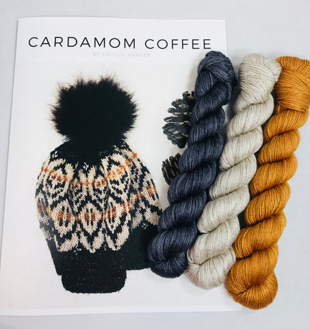Cardamom Coffee Kits