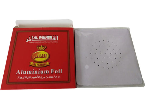 Al Fakher Shisha Foil with Pre-Punched Holes