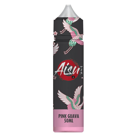 ZAP! AISU - Pink Guava 50ml & Nic Salt Mix 10ml