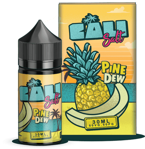 CALI SALTS - PINE DEW 30ML