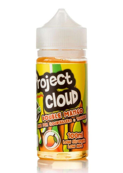 PROJECT CLOUD - DOUBLE MANGO 100ML
