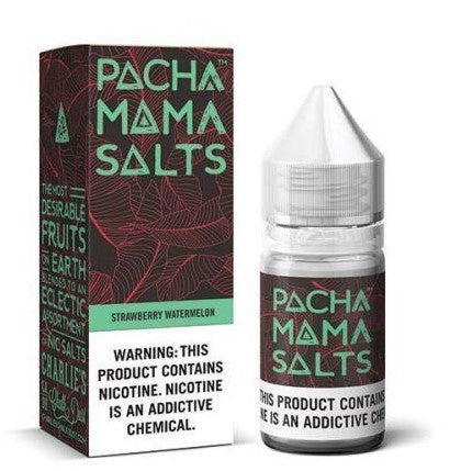PACHAMAMA NIC SALT - STRAWBERRY WATERMELON 30ml