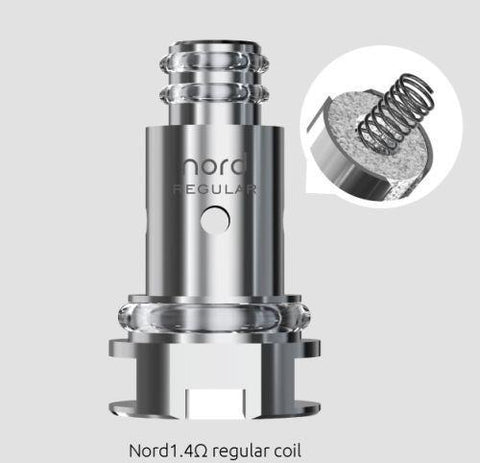SMOK Nord Regular Coil 1.4ohm 5/PK