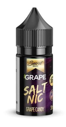 Salt Nic GRAPE By Secret Sauce 30ml 24mg