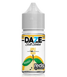 7DAZE - Nic Salt Mango 30ml USA Top Juice Brand