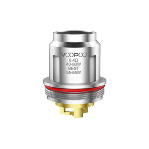 Voopoo Uforce N1 Single Meshed 0.13ohm Coil head 5/pack