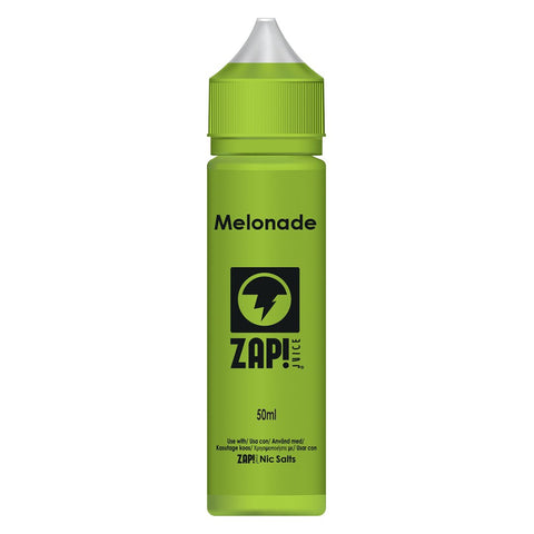 ZAP! JUICE - Melonade 50ml & Nic Salt Mix 10ml