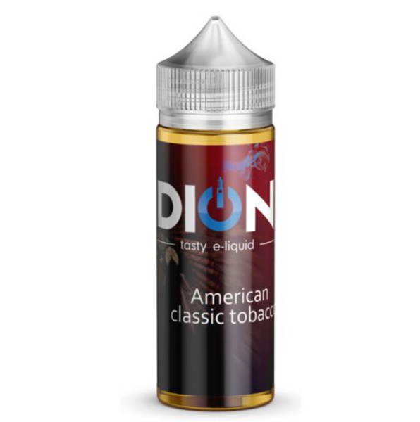 Dion American Classic Tabacco 120ml