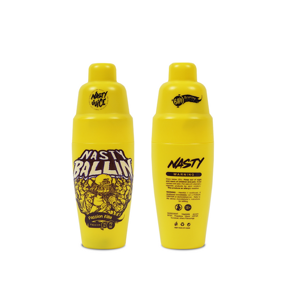 Nasty Juice - Ballin Passion Killa 60ml