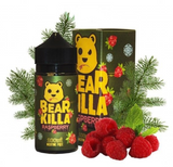 Bear Killa Raspberry 100ml 0mg