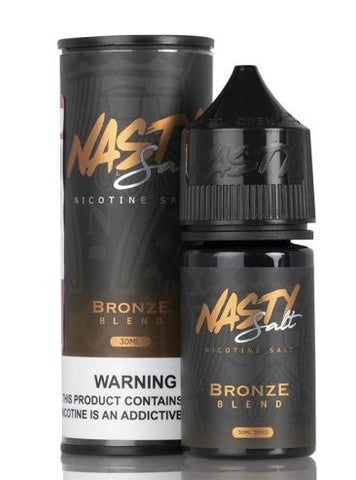 NASTY JUICE NIC SALT - Bronze Blend 35mg 30ml