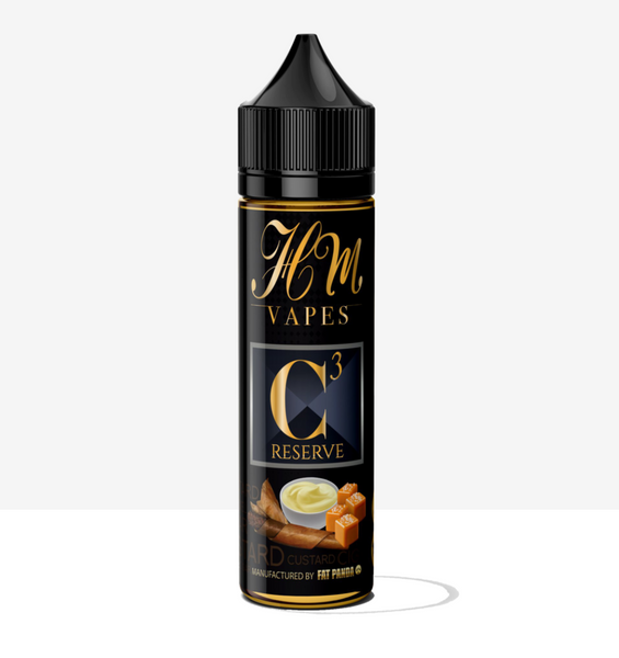 C3 RESERVE BY HM VAPES 60ml 3mg Nicotine