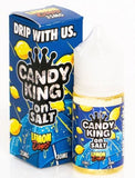CANDY KING ON SALT LEMON DROPS 30ML 35MG