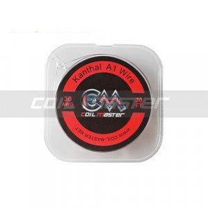 Coil Master Kanthal A1 Wire - 30ft roll