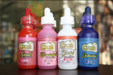 Delicious by Crush Fruits E-Liquid 60ml 3mg Nicotine