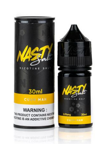 NASTY JUICE NIC SALT - Cush Man 35mg 30ml