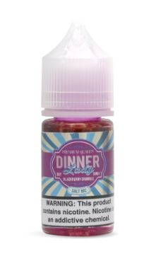 DINNER LADY Blackberry Crumble Nic Salts 30ml 30mg