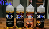 Dion Tobacco 120ml