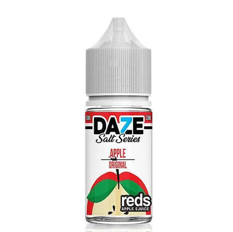 7DAZE - Nic Salt Apple 30ml
