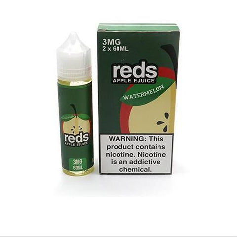 7DAZE - Reds Apple Watermelon 60ml USA Top Juice Brand