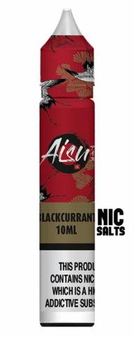ZAP! AISU - Blackcurrant 20mg 10ml