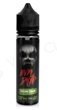 Evil Drip - SUICIDE GRAPE 50ml & 10ml Nic Shot