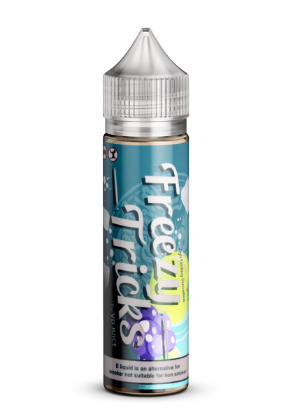 Freezy Tricks Grape Apple Ejuice 60ml 3mg