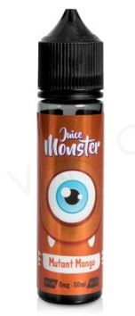 Juice Monster - MUTANT MANGO 50ml & 10ml Nic Shot