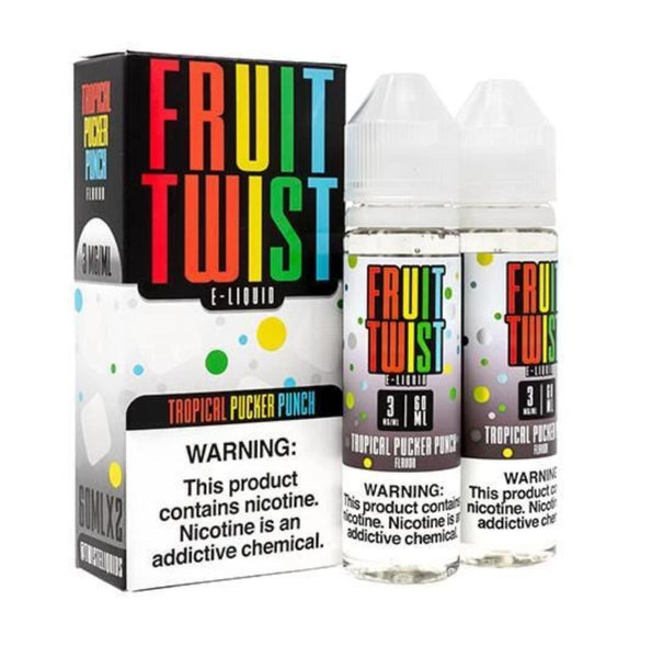 Fruit Twist - Tropical Pucker Punch