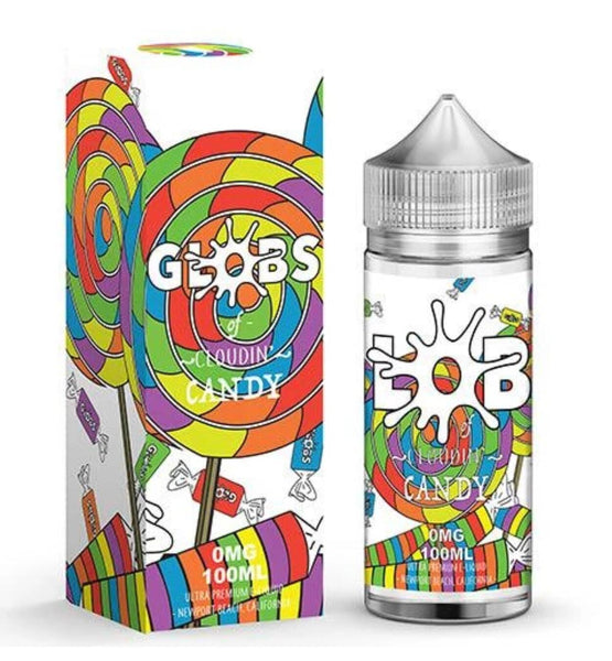 CANDY BY GLOBS JUICE 100ML