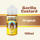 Gorilla Custard Original 100ML 3mg Nicotine