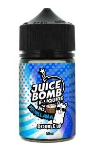 Juice Bomb! - NO PROBLLAMA 50ml & 10ml Nic shot