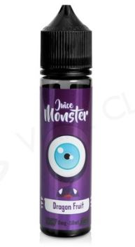 Juice Monster - DRAGONFRUIT 50ml & 10ml Nic Shot