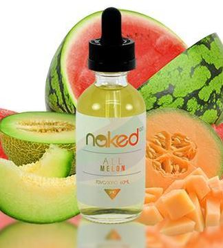 ALL MELON NAKED 100 60ML