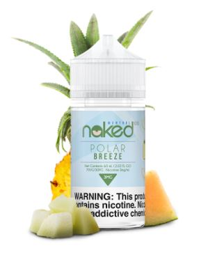 POLAR BREEZE NAKED 100 MENTHOL 60ML