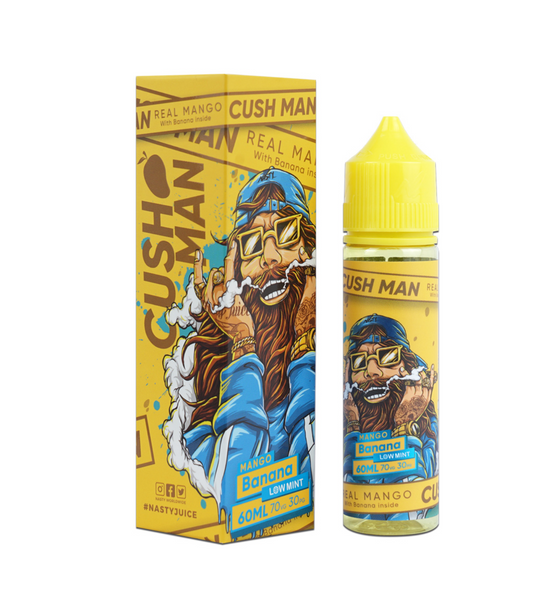 Nasty Juice - Cushman Series Banana 60ml