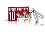 QuickWhip 10 PACK CREAM CHARGERS