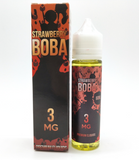 Strawberry Boba by Mighty Vapors 60ml