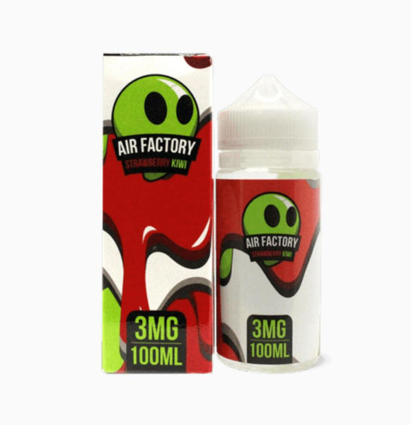 STRAWBERRY KIWI E JUICE BY AIR FACTORY E LIQUID 100ML