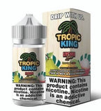 Tropic King - Lychee Luau 120ml Shortfill & 20ml Nic Shot
