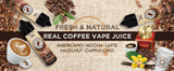 THE VAPE BEAN - Americano 60ML 3mg Nicotine