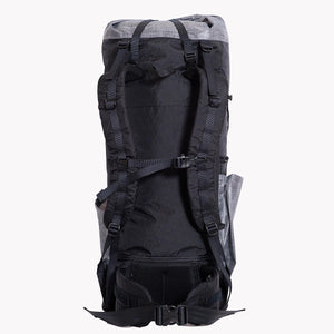 Backpack OB 55 - black-grey