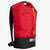 Ultralight day pack for hiking and bushwalking. Made in Australia from X-Pac fabric in colours red and black.
