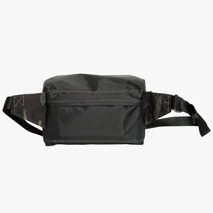 Fanny Pack for hiking and walking. This Bum Bag is hand made from X-Pac X50/VX21 in colour black camouflage by OrangeBrown.